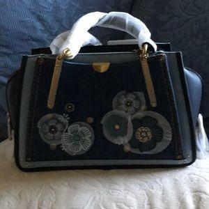 Coach handbag Tea Rose Dreamer